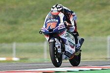 Moto3 Portimao: Fernandez auf Pole, Ogura vor Arenas