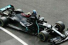 Formel 1 2020: Die Qualifying-Duelle nach Silverstone II