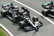 Formel 1, Hamilton-Kampfansage an Bottas: Den Typ schlagen