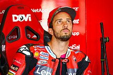 MotoGP Brünn: Dovizioso nach Quali-Debakel ratlos