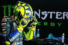 MotoGP - Rossi dementiert Rücktritts-Gerücht: Ich fahre weiter
