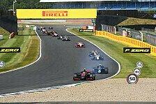 Formel 2 Silverstone: Callum Ilott siegt, Mick Schumacher P7
