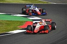 Formel 2 Silverstone: Mick Schumacher verpasst Sieg erneut