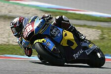 Moto2 Aragon: Marini und Bezzecchi crashen, Lowes siegt