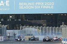 Formel E Berlin 2020, Videos: Highlights und Zusammenfassungen