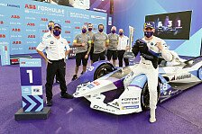 Formel E: Wie Günther das engste Rennen der Geschichte gewann