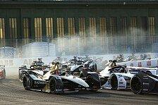 Formel-E-Kalender 2021: Zahlreiche Änderungen, Berlin im August