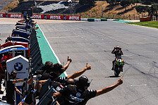 WSBK Portimao 2020: Jonathan Rea siegt im Sprintrennen