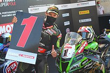 Jonathan Rea ist zum 6. Mal Superbike-Weltmeister