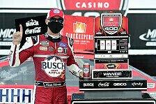 NASCAR 2020: Fotos Rennen 21 - Michigan Speedway Doubleheader 1