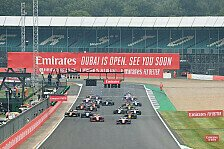Formel 2 Silverstone 2021: Alle News & Ergebnisse im Ticker
