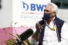 Formel 1, Kopie-Protest eskaliert: Jetzt spricht Stroll