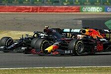 Formel 1, Silverstone II: Verstappen gewinnt Strategie-Krimi