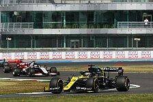 Formel 1, Ricciardo: 'Seb-Dreher' und Strategie kosten Punkte