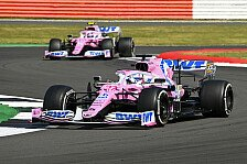 Formel 1 Silverstone: Reifenprobleme bremsen Hülk-Comeback
