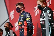 Formel 1 2020: 70. Jubiläums GP in Silverstone - Podium