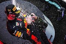 Formel 1 Ticker-Nachlese Silverstone 2020: Verstappen siegt