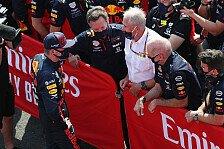 Formel 1 - Marko: WM 2020 für Verstappen & Red Bull weit offen