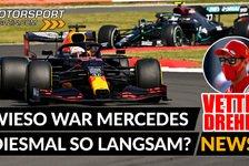 Formel 1 - Video: Formel 1, Verstappen schlägt Mercedes: Wie war das möglich?