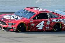 NASCAR 2020 Michigan Doubleheader 2: Harvick siegt vor Hamlin