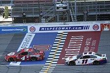 NASCAR 2020: Fotos Rennen 22 - Michigan Speedway Doubleheader 2