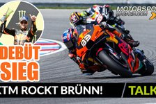 MotoGP - Video: MotoGP-Analyse: Wie kam es zum 1. KTM-Sieg der Geschichte?