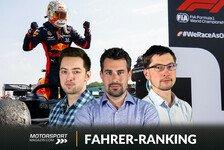 Formel 1 Fahrerranking Silverstone II: König Max von England