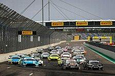 ADAC GT Masters-Feld am Nürburgring noch stärker