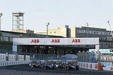 Formel E, Berlin: Zwei Rennen, zwei Strecken, zwei Abschiede