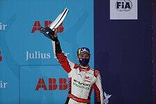 Formel E - Video: Formel E 2020 Berlin, Rennen 5: Rene Rast erobert Podium