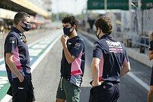 Formel 1, Sergio Perez: Corona-Test negativ - Spanien-Comeback