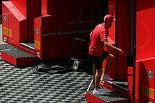 Formel 1, Vettel mit neuem Chassis: Keine Wunder erwarten