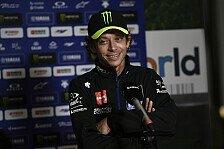 MotoGP: Valentino Rossi ab Samstag im Valencia-Einsatz