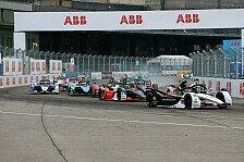 Formel E - Berlin-Bilanz 2020: Audi, BMW, Mercedes, Porsche