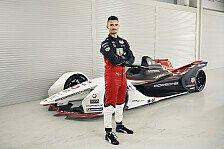 Formel E: Porsche präsentiert Pascal Wehrlein für 2021