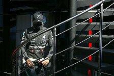 Formel 1, Bottas flucht auf schwarze Rennanzüge: verdammt heiß