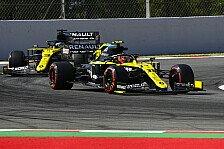 Formel 1 Spanien, Renault enttäuscht: Nullnummer vor neuem CEO