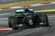 Formel 1 Spanien 1. Training: Mercedes dominiert, Vettel zurück