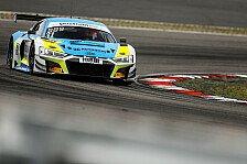 Titelverteidiger startet auf dem Nürburgring mit Bestzeit