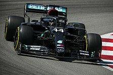 Formel 1 Barcelona 2. Training: Hamilton verpasst Tagesbestzeit