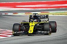 Formel 1: Ricciardo nach Qualifying-Flop: Warum in Barcelona?!