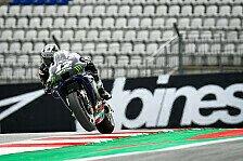 MotoGP Spielberg: Vinales mit Bestzeit in schwierigem FP3