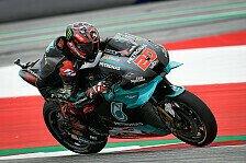 MotoGP: Yamaha kopiert Ducati - Heck nun absenkbar