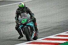 MotoGP Spielberg: Entwarnung - Morbidelli bleibt unverletzt