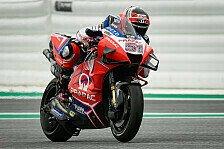MotoGP: Michele Pirro springt in Mugello für Jorge Martin ein