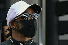 Formel 1 Monza: Party Mode-Verbot amüsiert Lewis Hamilton nur