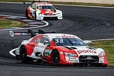 DTM Lausitzring: Rene Rast siegt hauchdünn vor Nico Müller