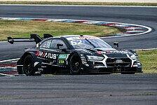 DTM Zolder 2020: Habsburg schlägt Rast im Qualifying