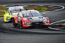 DTM 2020: Fahrerwechsel bei Audi zum zweiten Zolder-Rennen