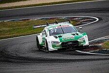 DTM Lausitzring: Audi-Pilot Müller gewinnt 3. Rennen in Folge